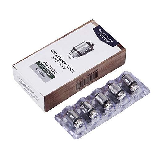Pack 5 résistances JUSTFOG 14 Series (1.6 ohms)