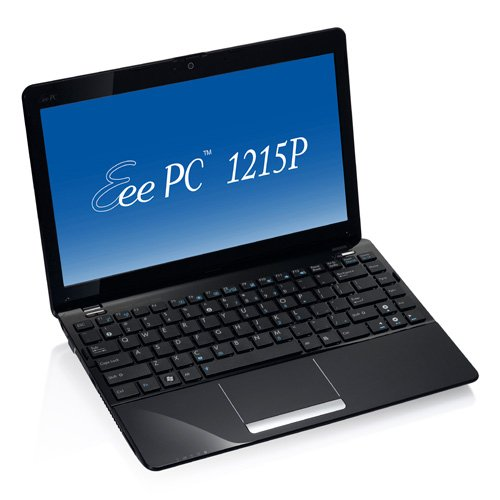 ASUS Eee PC Seashell 1215P-MU17-BK 12.1-Inch Netbook (Black)