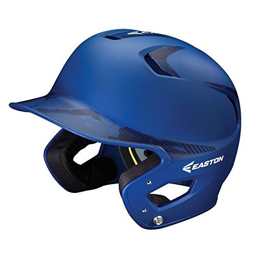 Easton Senior Z5 2 Tone Basecamp Batting Helmet, Royal