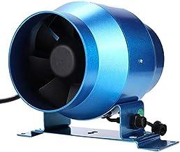 ZSQAW Extractor Adjustable Control Exhaust Fan for Ventilation Airflow Boosting Garden Farmland Window Fan