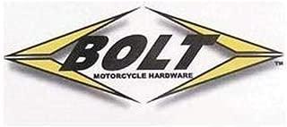 Bolt MC Hardware Euro Style 8mm Torx 11mm Flange Bolts M6 x 1.0 x 16 024-60616