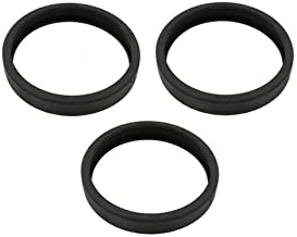 ATIE PoolSupplyTown Black All Purpose Tire Replacement Fits for Zodiac Polaris 280 360 380 TR35P Black Max Pool Cleaner All Purpose Tire C11 C-11 (3 Pack)