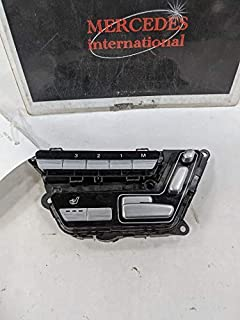 Replacement Parts Right Front Seat Switch 2005 Mercedes-Benz S500 ...