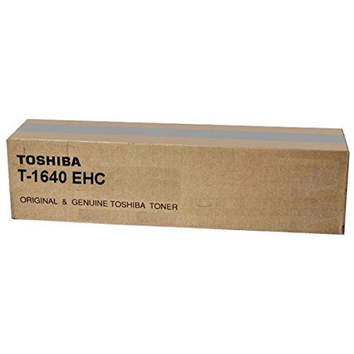 Toshiba t-1640e–Tonerkartusche für Laserdrucker (Toner, schwarz, Laser, e-studio 163/165/166/167/203/205/206/207/237, schwarz, 5–35°C)