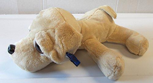 Russ Weezer Peeper Yellow Lab 10' NWT Puppy Dog Plush Applause Stuffed Animal
