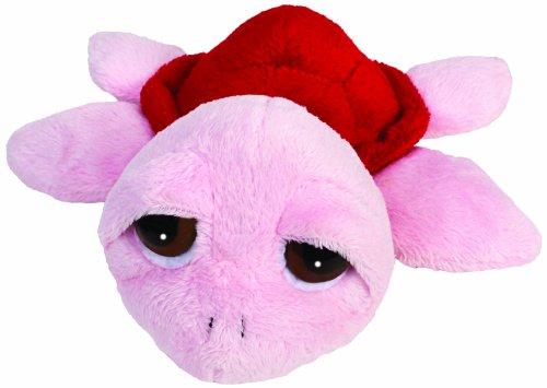 Unbekannt Li'l Peepers 14220 - Suki Gifts Schildkröte Marina, Circa 15 cm, rosa
