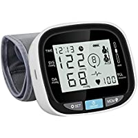 Wrist Accurate Automatic Digital Blood Pressure Monitor