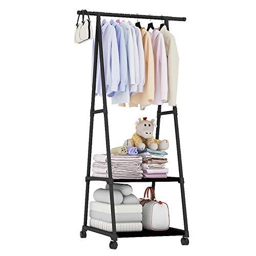 Balcón interior Perchero para ropa Perchero Perchero Perchero Estante de secado Percha para piso Secado de ropa minimalista