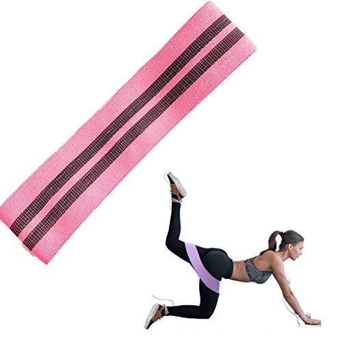 Mini banda elástica para yoga que moldea la tensión de las mujeres y los hombres, entrenamiento de fuerza, resistencia, fitness, culturismo, abuso de glúteos, anillo de cadera