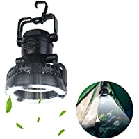 PINPON LED Light Camping Lantern with Ceiling Fan