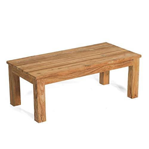 Sonnenpartner Lounge-Tisch Charleston Teakholz 120 cm