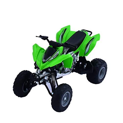 NewRay 57503 1:12 ATV QUAD HONDA TRX-450R, Modèle Aleatoire