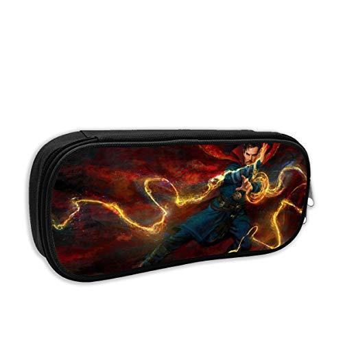 Doctor Strange Federmäppchen, Federmäppchen, großes Fassungsvermögen, für Schüler oder Büro.