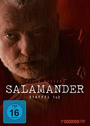 Salamander - Staffel 1 & 2 [7 DVDs]