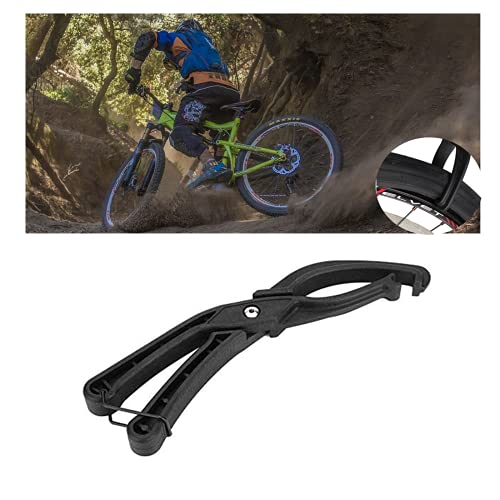 Sllnkll Bike Hand Rim Protector Tire Lever Bead Tool for Hard to Install Bicycle,Tires Removal Clamp for All Tires with a Width Under 45mm