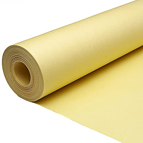 クラフト紙 クリーム 1010mm×50m 75g/m2 クラフト紙ロール カラークラフト