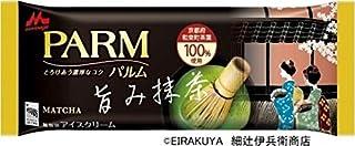 森永乳業 PARM 旨み抹茶 80ml×24袋