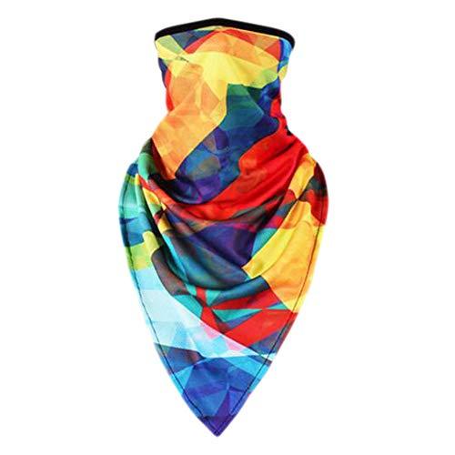 Écran solaire bandanas foulard masque extérieur bandeau serre-tête serre-tête-A33