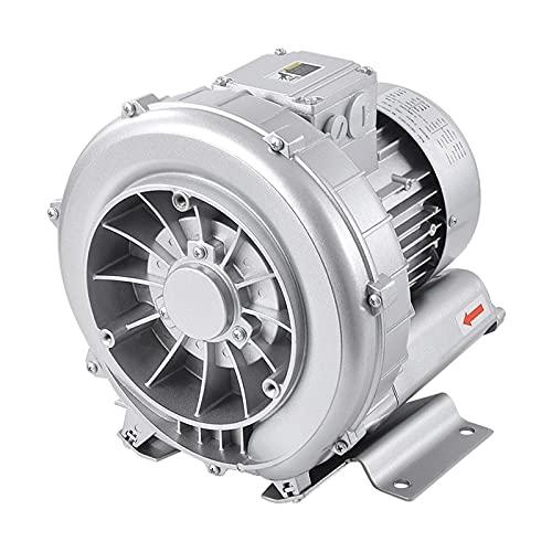 YAOSHI Soplador centrífugo Bomba de Aire de Alta presión del soplador del soplador del soplador de Alta presión 2RB230-7AH16 Ventilador
