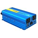 Best Pure Sine Wave Inverters - 1000W Pure Sin Wave Power Inverter DC 12V Review