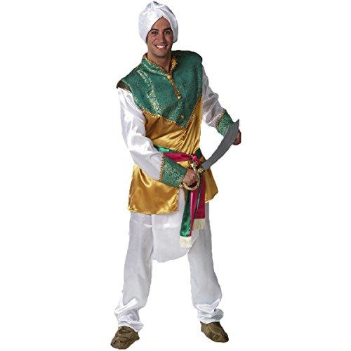 Disfraz hindú adulto.Talla 50/52.