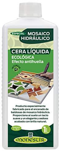 Cera Líquida Ecológica, Especial Mosaico Hidráulico 1L MONESTIR