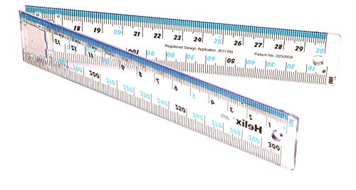HELIX Regla Plegable 30Cm/300Mm