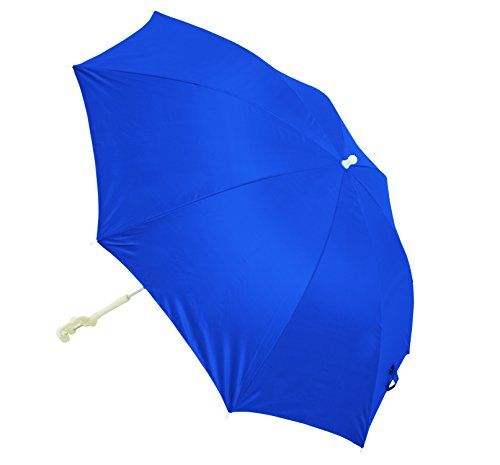 Rio Brands Beach Clamp-on Umbrella, 4'