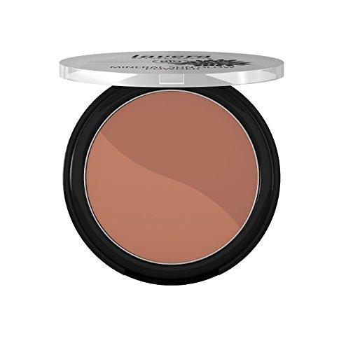lavera Poudre bronzante - Mineral Sun Glow Powder Sunset Kiss 02 - 2 teintes assorties - vegan - Cosmétiques naturels - Make up - Ingrédients végétaux bio - 100% Naturel Maquillage (9 g)