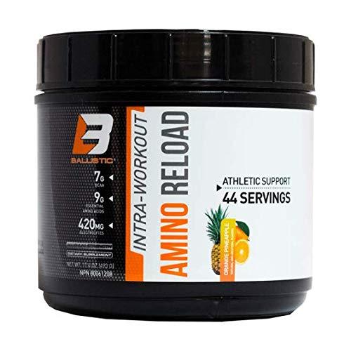 Ballistic Labs Ballistic Labs Amino Reload 44 Naranja Piña 430g 493 g