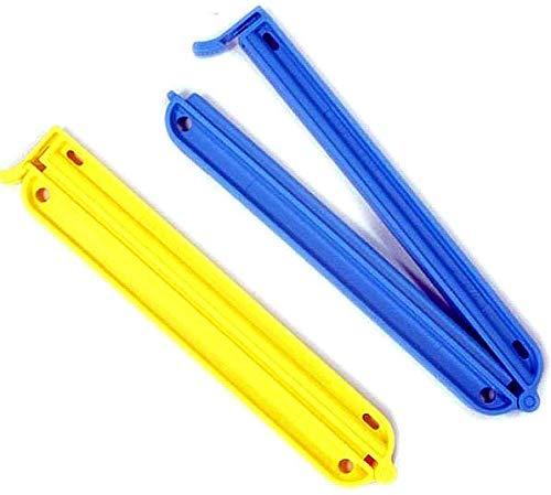 ウェーロック WeLoc クリップイットPA150mm 黄と青の2個入りセット スウェーデン製