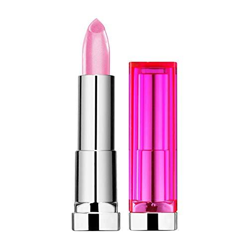 MAYBELLINE Color Sensational Barra De Labio, Barre À LÈVRES SENSATIONNELLE Couleur Sucre Rose 1UN Mixte, 010 Pink Sugar, 11, 7 ML