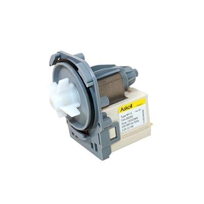 Genuine AEG Washing Machine Drain Pump