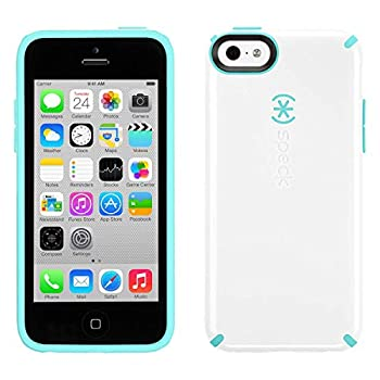 Speck Candyshell Case for Apple iPhone 5c  White/Blue