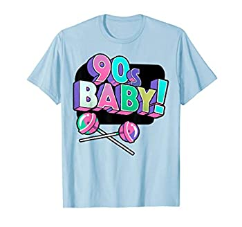 90s Baby nineties attire t-shirt repping vintage t tee shirt