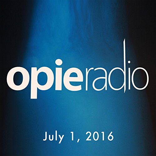 Opie and Jimmy, July 1, 2016 audiobook cover art