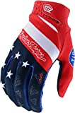 Troy Lee Designs Air Glove - Men's Stars and Stripes Red/Blue, L