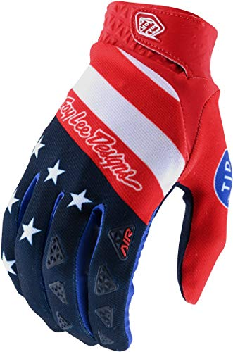 Troy Lee Designs Air Glove – Men's Stars and Stripes Red/Blue, M