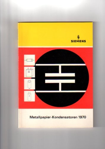 Metallpapier - Kondensatoren 1970