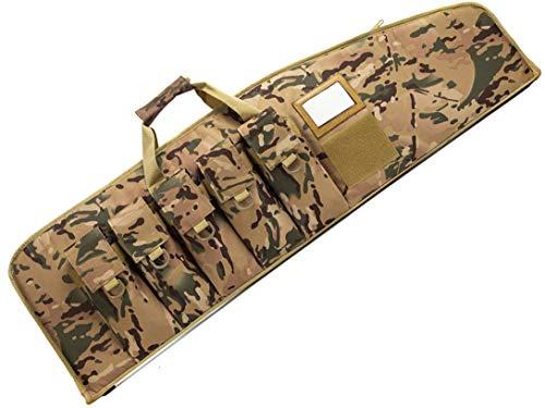 AUMTISC Soft Rifle Case Shooting Range Bag Tactical Gun Case...