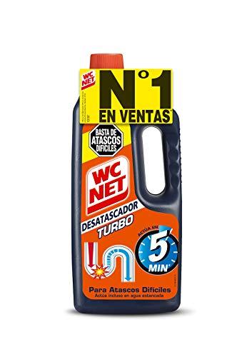 Wc Net Desatascador Turbo - 1L