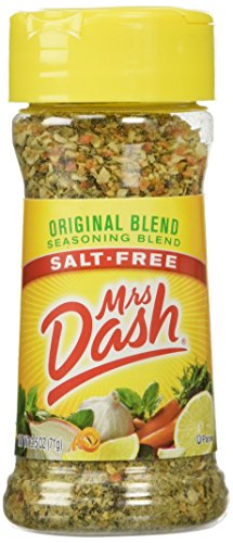 Mrs. Dash Original Blend Salt Free Seasoning Blend (224083) 2.5 oz