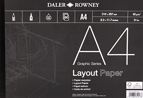 Layout-Block, A4, 45G, 80SH
