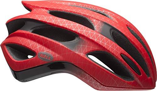 Bell Formula MIPS Adult Road Bike Helmet - Slice Matte/Gloss Red/Gunmetal/Black (2019), Small (52-56 cm)