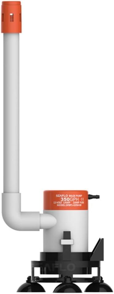SEAFLO Portable Livewell discount Aeration Pump Kit New York Mall 350GPH 12V System -