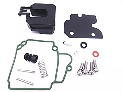 SouthMarine Boat Motor Carburetor Repair Kit 6BL-W0093-00-00 for Yamaha 4-Stroke 25hp Outboard Motors F25 T25 F25D F25L F25S T25LA by SouthMarine