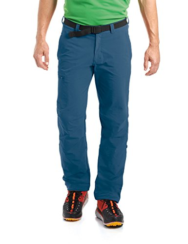 Maier sports Herren Nil Wanderhose, ensign blue, 50