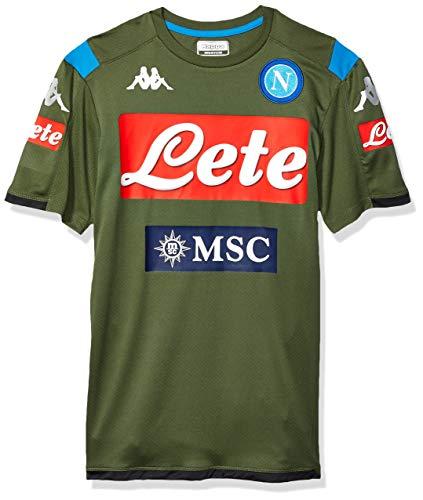 SSC NAPOLI shirt zonder mouwen 2019/2020, vest 2019/2024 heren
