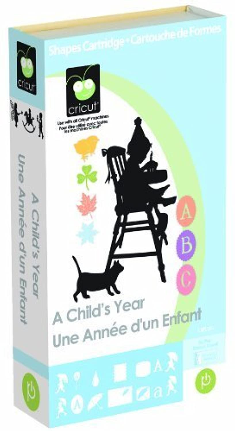 Cricut Cartridge, A Child's Year by Cricut