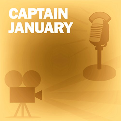 Captain January (Dramatized) cover art